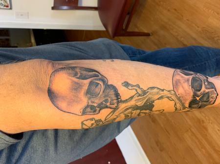 Tattoos - Skulls - 140615