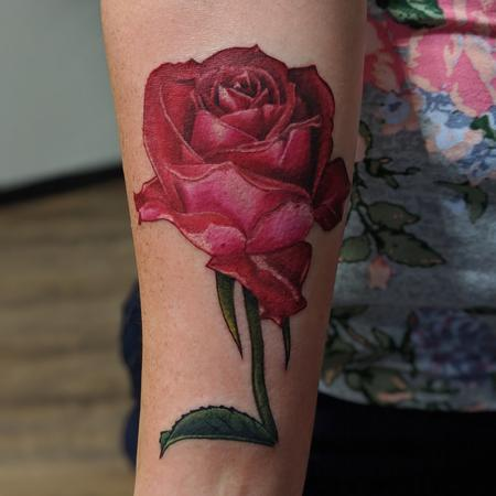 Tattoos - Rose - 139423