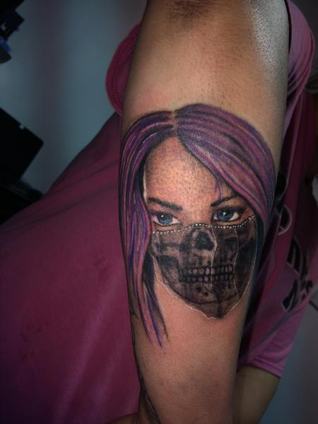 Tattoos - Lady  - 134581
