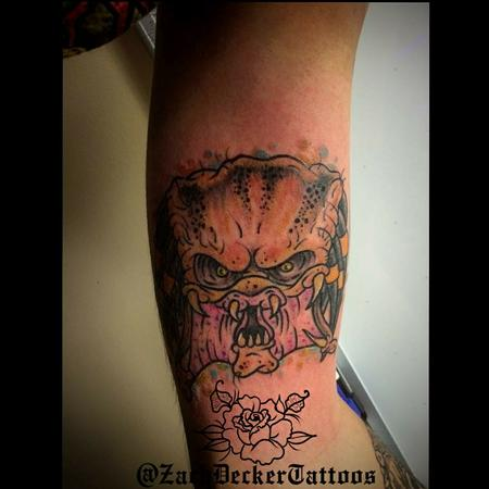 Tattoos - Predator  - 128171