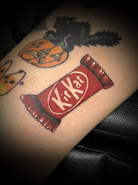 Tattoos - Old Kit Kat bar - 134477
