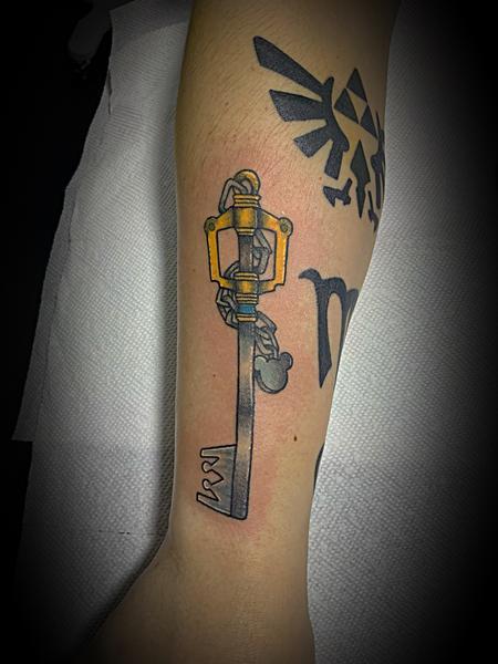 Tattoos - Kingdom Hearts Keyblade - 138471