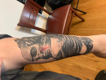 Tattoos - Valkyrie  - 141689