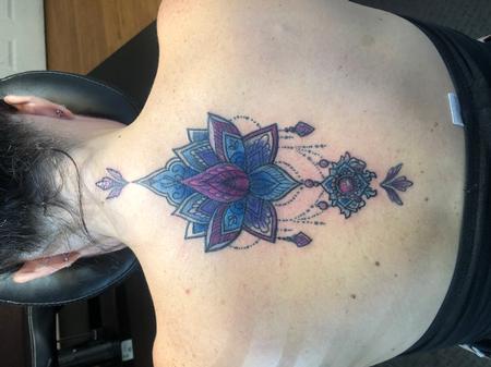 Tattoos - Mandala - 142869
