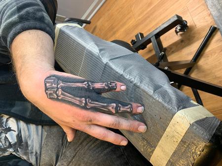 Tattoos - Bones - 140616