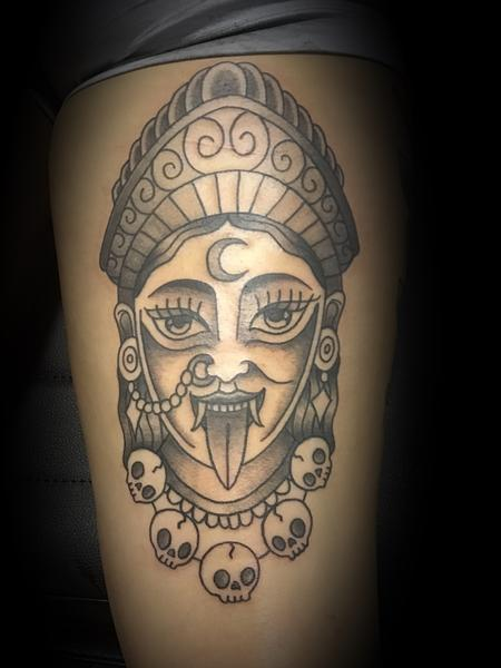 Tattoos - Kali Goddess - 141714