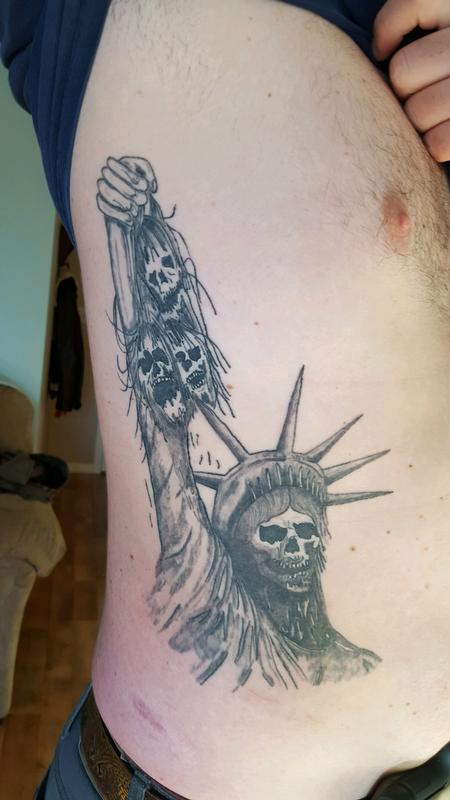 Tattoos - Liberty - 132229