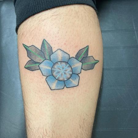 Tattoos - Flower - 142587