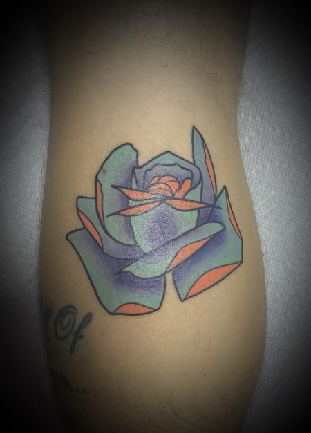Tattoos - Rose - 139373