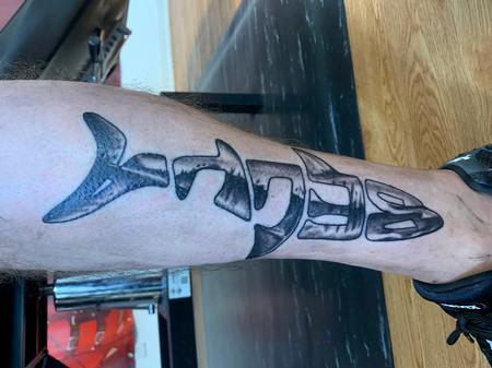 Tattoos - Bella shark - 142287