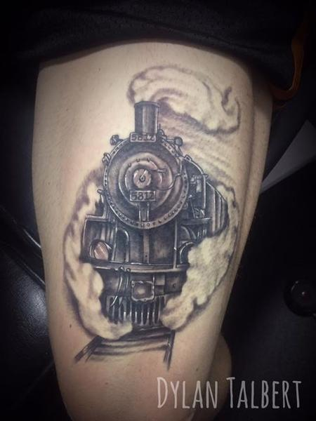 Tattoos - Train - 130204