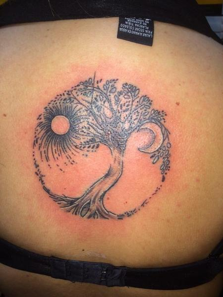 Tattoos - Tree of life - 133896