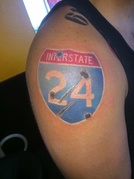 Tattoos - I 24 - 133895