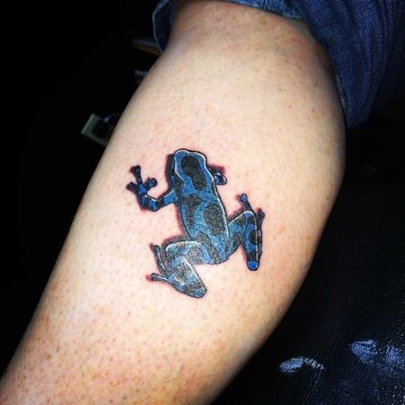 Tattoos - Tree frog - 133902