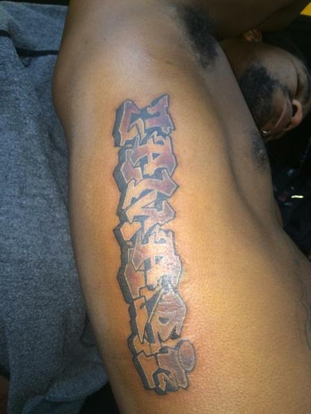 Tattoos - Jamari - 134019