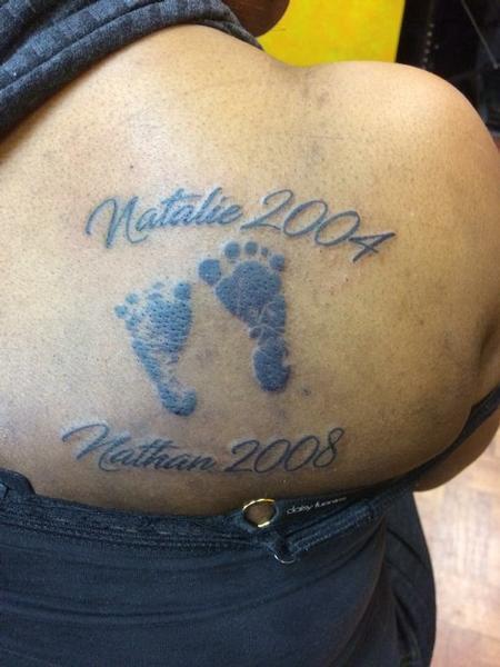 Tattoos - Natalie ans Nathan - 134032