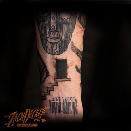 Tattoos - The Truman Show Stairs - 131782