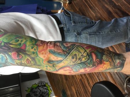 Tattoos - beaker - 133865