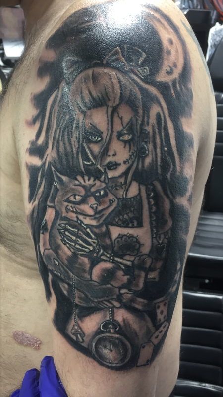 Tattoos - just another alice - 116624