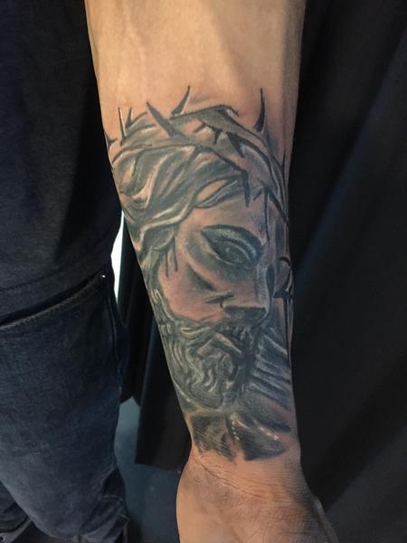 Tattoos - Thorns - 117159