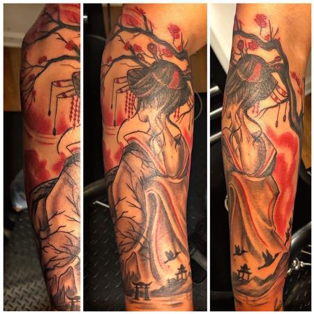 Tattoos - Geisha - 143229
