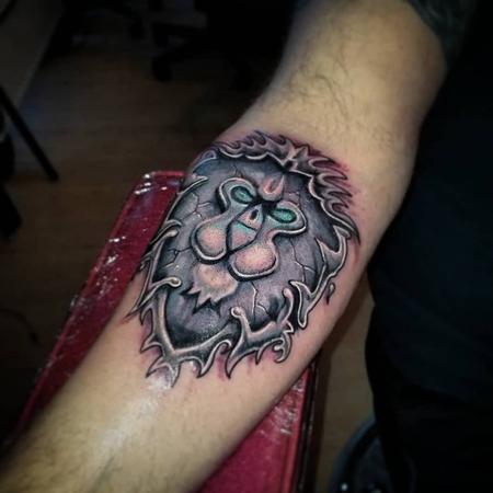 Tattoos - Alliance - 133914