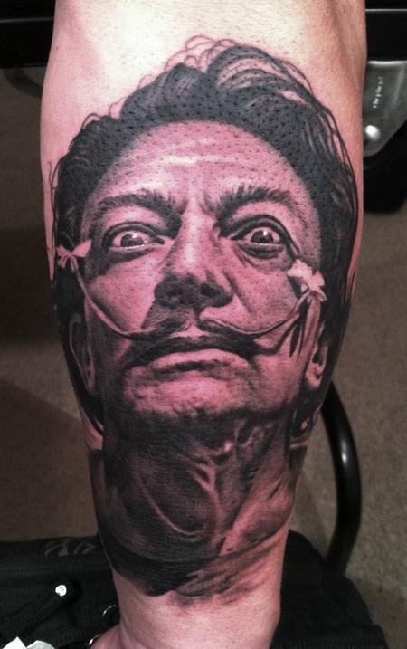 Tattoos - Salvador Dali - 57186