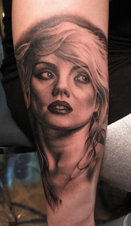 Tattoos - Blondie - 43153
