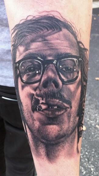 Tattoos - Chuck Close - 51594