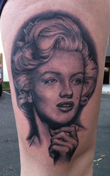 Tattoos - Marilyn Monroe - 51595