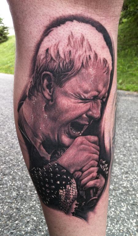 Tattoos - Rob Halford - 60537