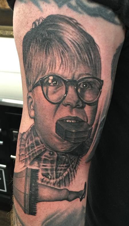 Tattoos - Ralphie Tattoo - 136066