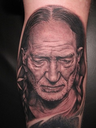 Tattoos - Willie Nelson - 41090