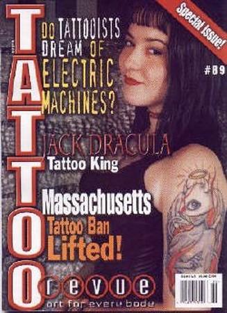 Tattoos - Tattoo Revue #89 - 2001 - 42827