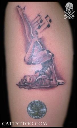 Tattoos - Mini Pinup - 46612
