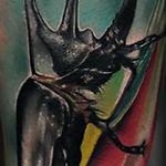 Beetle Tattoo Thumbnail