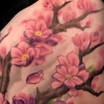 CHERRY BLOSSOM Tattoo Thumbnail