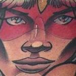 Tattoos - Woman Warrior  - 126036