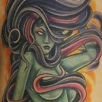 Tattoos - Mermaid - 127595