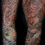 Full Sleeve  Tattoo Thumbnail