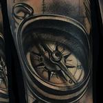 Compass Tattoo Thumbnail