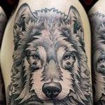 Tattoos - Wolf Headdress - 129167