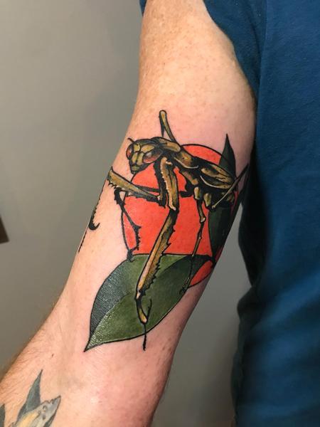 Tattoos - Tobin Mantis - 138709