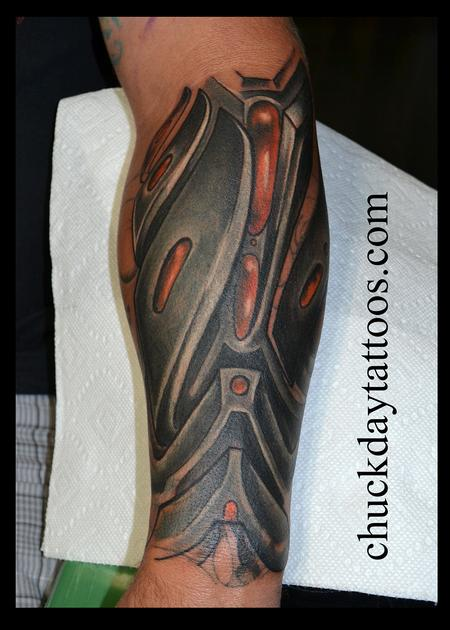 Tattoos - 1st Session Cover Up - 94259