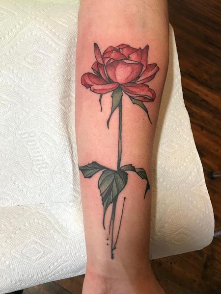 Tattoos - Rose - 141851
