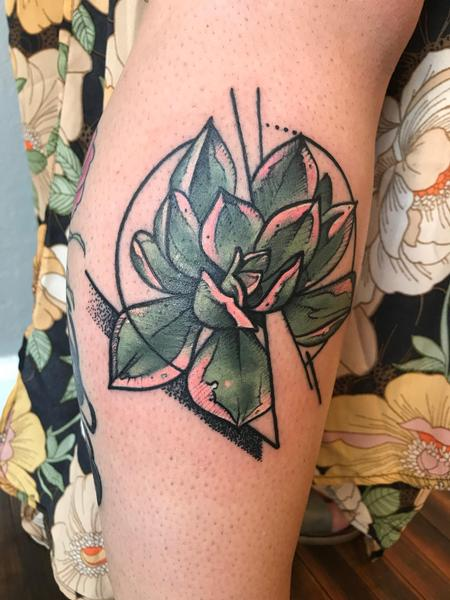 Tattoos - Succulents  - 138731