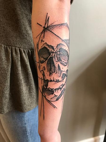 Tattoos - Skull - 133525
