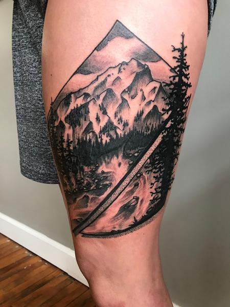 Tattoos - Nature  - 133516