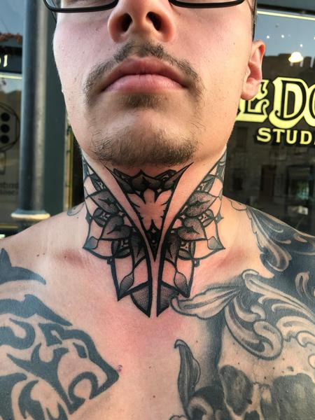 Tattoos - Blake�s Throat  - 139651