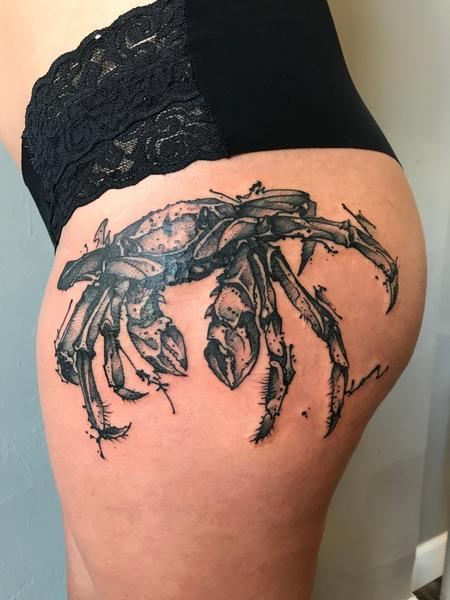 Tattoos - Crab - 138730